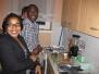 Sierra Leone cooks for Austria